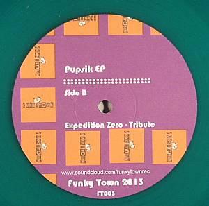 SANCTION/EXPEDITION ZERO - Pupsik EP