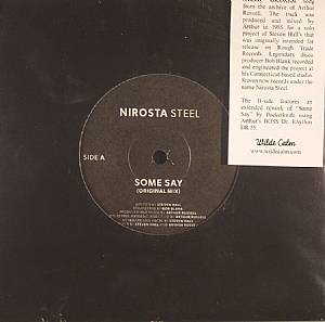 NIROSTA STEEL - Some Say