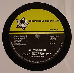 CUBAN BROTHERS, The - Ain't No Need