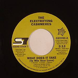 ELECTRIFYING CASHMERES, The/CONTINENTAL SHOWSTOPPERS - What Does It Take (To Win Your Love)