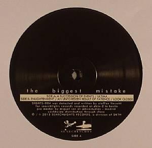LINZATTI, Staffan - The Biggest Mistake