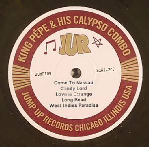 KING PEPE & HIS CALYPSO COMBO - Tropical Invasion