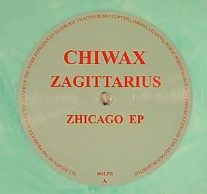 ZAGITTARIUS - Zhicago EP