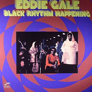GALE, Eddie - Black Rhythm Happening (remastered)