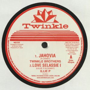 TWINKLE BROTHERS/ILLIE P/TWINKLE RIDDIM SECTION - Jahoviah