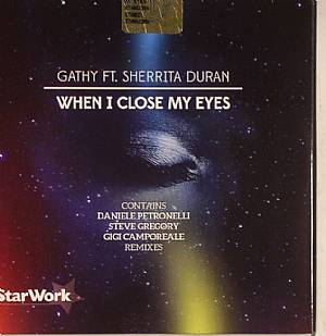 GATHY feat SHERRITA DURAN - When I Close My Eyes