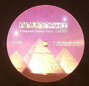 ALEXANDER, Amir/CHRIS MITCHELL/DJ SPIDER/DAKIN19 - Vanguard Sound Vol 4