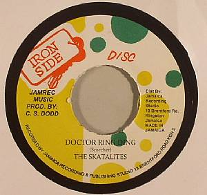 SKATALITES, The/PRINCE FRANCIS - Doctor Ring Ding
