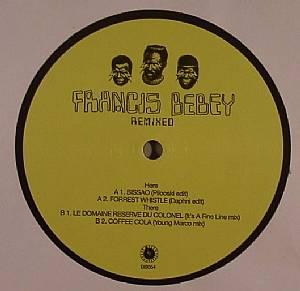 BEBEY, Francis - Francis Bebey Remixed