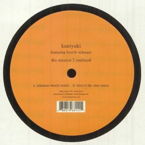 KUNIYUKI feat HENRIK SCHWARZ - The Session 2 Remixed
