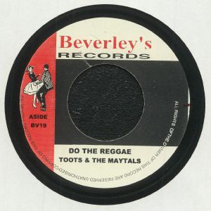 TOOTS & THE MAYTALS/BEVERLEY ALL STARS - Do The Reggae