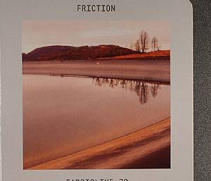 FRICTION/VARIOUS - Fabriclive 70: Friction