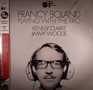 BOLAND, Francy feat KENNY CLARKE/JIMMY WOODE - Playing With The Trio