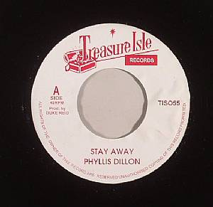 DILLON, Phyllis/TOMMY McCOOK/THE SUPERSONICS - Stay Away