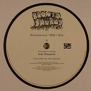 MWAMBE, Arto/THE EXILE MISSILE - Brontosaurus EP