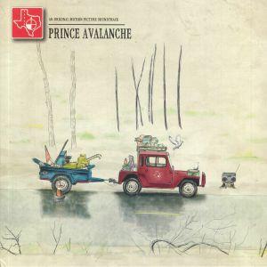 EXPLOSIONS IN THE SKY/DAVID WINGO - Prince Avalanche (Soundtrack)