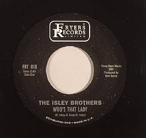 ISLEY BROTHERS, The - Who's That Lady