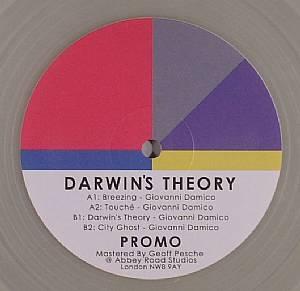 DAMICO, Giovanni - Darwin's Theory