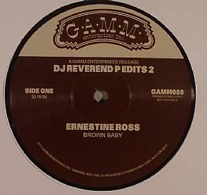 ROSS, Ernestine/MERRY STONES - DJ Reverend P Edits 2