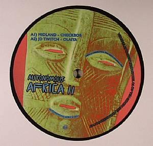 MIDLAND/JD TWITCH/AUNTIE FLO - Autonomous Africa Volume 2