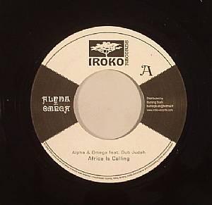 ALPHA & OMEGA feat DUB JUDAH - Africa Is Calling