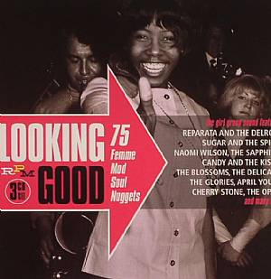 VARIOUS - Looking Good: 75 Femme Mod Soul Nuggets