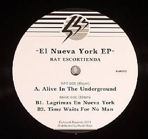 ESCORTIENDA, Ray - El Nueva York EP