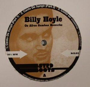HOYLE, Billy - Os Afro Sambas Reworks
