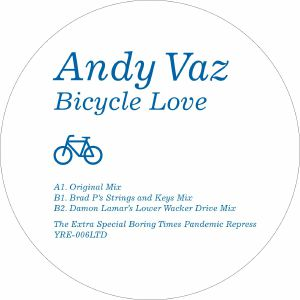 VAZ, Andy - Bicycle Love