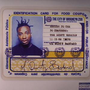 OL' DIRTY BASTARD - Return To The 36 Chambers: The Dirty Version (Standard Version)