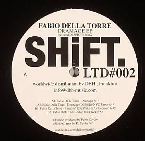FABIO DELLA TORRE - Dramage EP