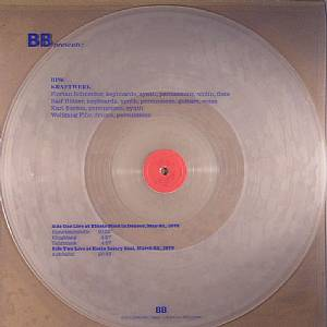 KRAFTWERK - Live At Ebbet Field In Denver May 20 1975/Live At Koeln Sartory Saal March 22 1975