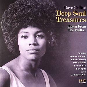 GODIN, Dave/VARIOUS - Deep Soul Treasures: Taken From The Vaults