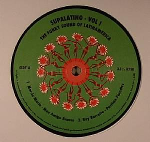 MARIA, Marcia/RAY BARRETTO/EDDIE PALMIERI/PAULINHO DA COSTA/YAMBU - Supalatino Vol 1: The Funky Sound Of Latin America EP