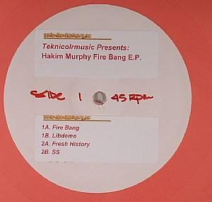 MURPHY, Hakim - Fire Bang EP
