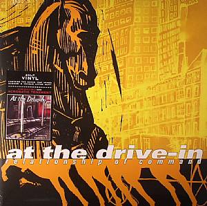 AT THE DRIVE IN - Relationship Of Command