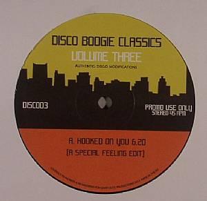 DISCO BOOGIE CLASSICS - Disco Boogie Classics Volume 3
