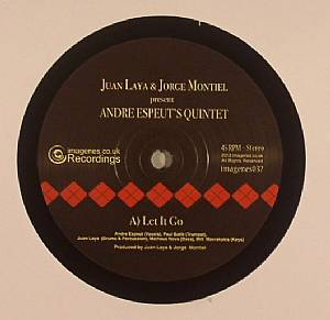 LAYA, Juan/JORGE MONTIEL present ANDRE ESPEUTS QUINTET - Let It Go