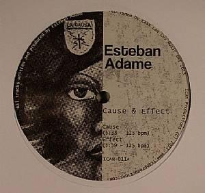 ADAME, Esteban - Cause & Effect