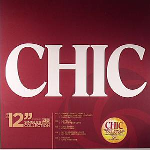 CHIC - 12 Inch Singles Collection
