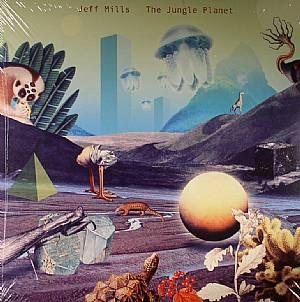 MILLS, Jeff - The Jungle Planet