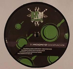 HARDLOGIK/ERRE/MICROPHYST - Mandanga