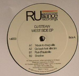 DJ STEAW - West Side EP