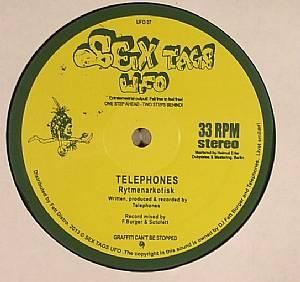 DJ FETT BURGER/TELEPHONES - Rytmenarkotisk