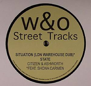 CITIZEN & ASHWORTH - Situation EP