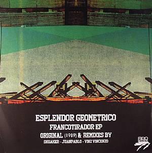 ESPLENDOR GEOMETRICO - Francotirador EP