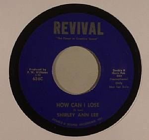 ANN LEE, Shirley - How Can I Lose
