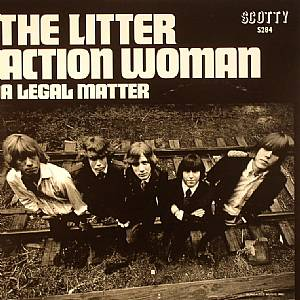 LITTER, The - Action Woman (Record Store Day 2014)