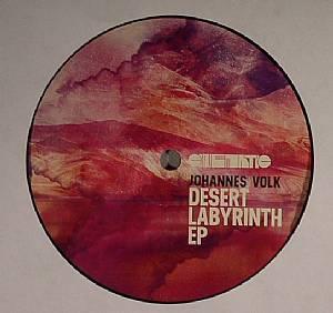 VOLK, Johannes - Desert Labyrinth EP