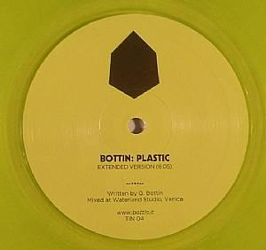 BOTTIN - Plastic